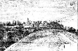 Мазепина гора (Замкова гора).