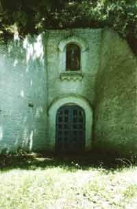 Антонієва печера, що існує до цього часу в Любечі