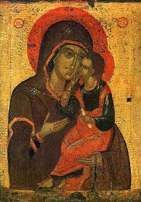 Іконa Любецької Богоматері