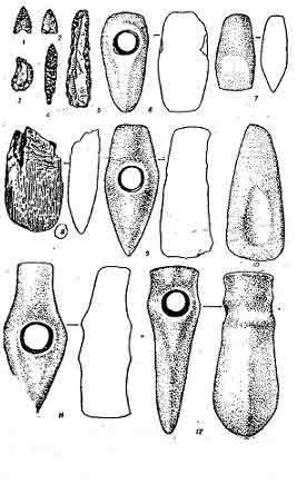 Ці речі знайдено під час розкопок Любецького замку