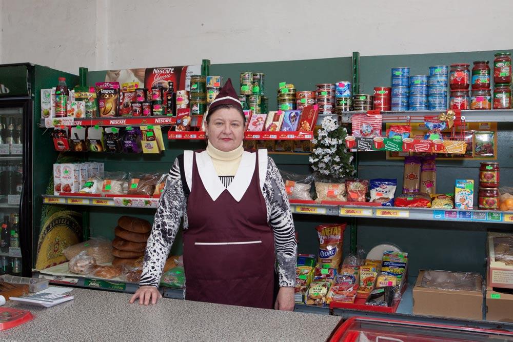 "У магазині с.Малинівка ВПП ""Луч"""