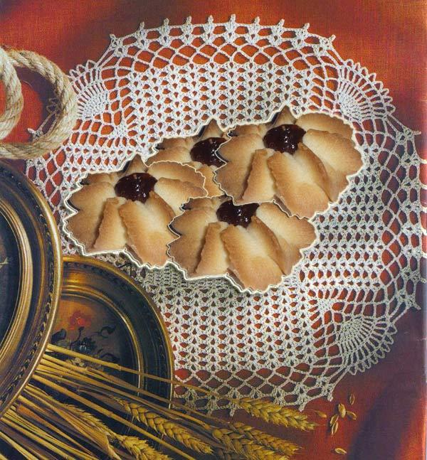 Печиво з повидлом