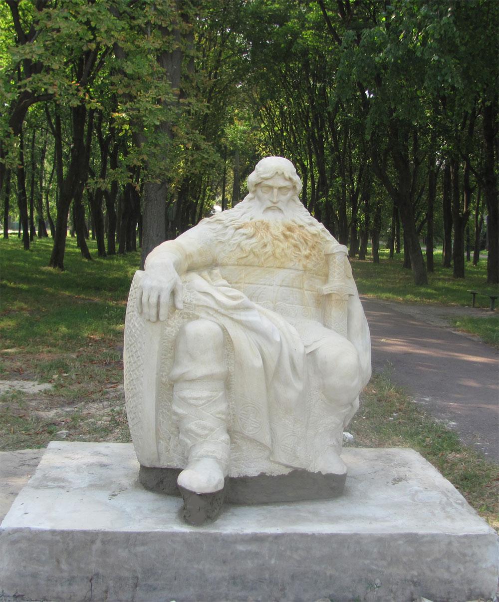 Пам'ятник Добрині