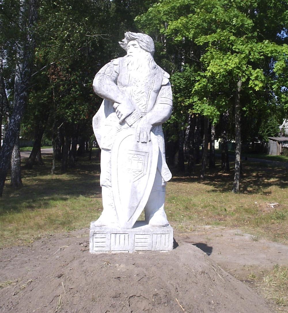 Пам'ятник Малку Любечанину