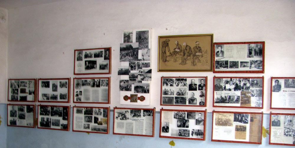 """Експозиція: """"Герої Дніпра"""" у музейному комплексі """"Древній Любеч"""""""
