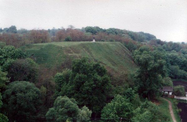 Замкова гора сьогодні.